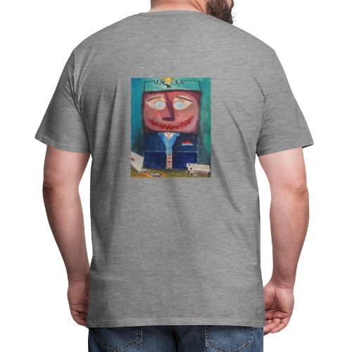 Sagsbehandleren - Herre premium T-shirt
