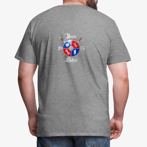 Wappen in besser - Männer Premium T-Shirt