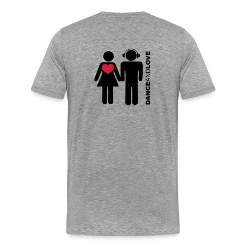 dnl800x600 02 - Maglietta Premium da uomo