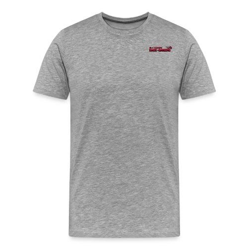 RageGaming Banner 4630x1300 png - Männer Premium T-Shirt