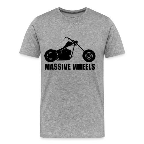 MW shirt 4 png - Männer Premium T-Shirt