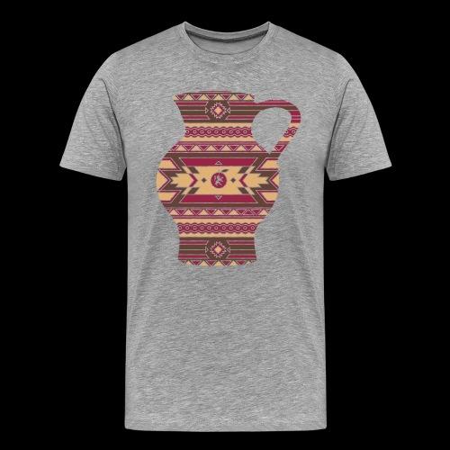 Hessen Natives Herren - Männer Premium T-Shirt
