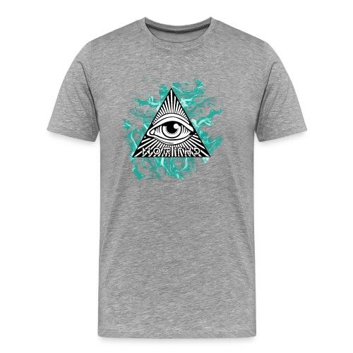 NortHD Logo - Men's Premium T-Shirt