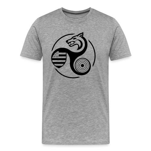ArcherdArmoriqueV - T-shirt Premium Homme