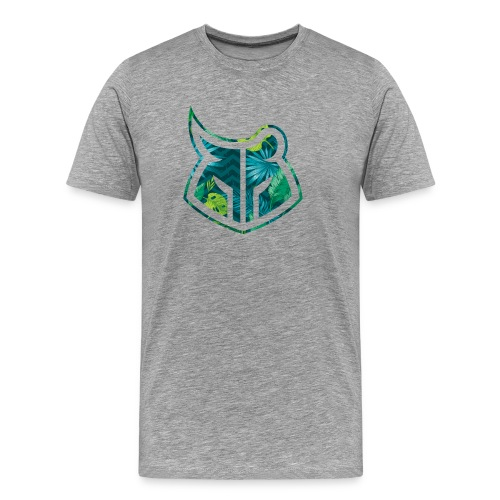 Leafes - Pattern Collection - Männer Premium T-Shirt
