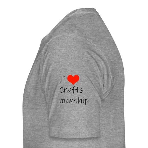 ILoveCraft - T-shirt Premium Homme