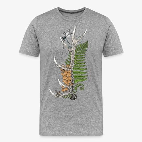Woodland Wonders - Men's Premium T-Shirt