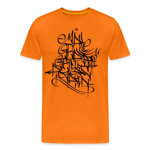 Make Graffiti Great Again - Männer Premium T-Shirt