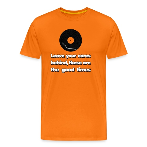 Good Times - Men's Premium T-Shirt