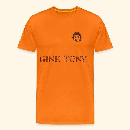 Gink Tony Merchandising 2 - Männer Premium T-Shirt