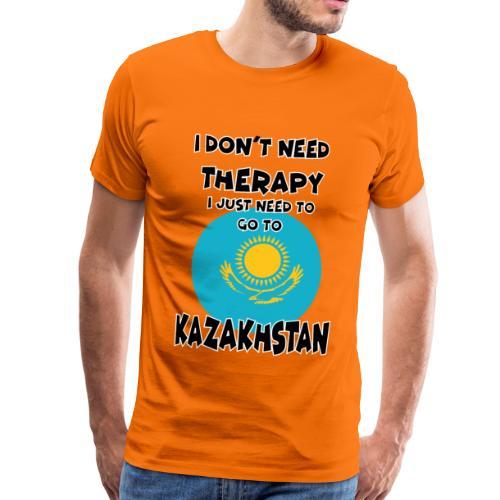 Kasachstan 1 - Männer Premium T-Shirt
