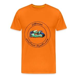 Officiel TD Logo - T-shirt Premium Homme