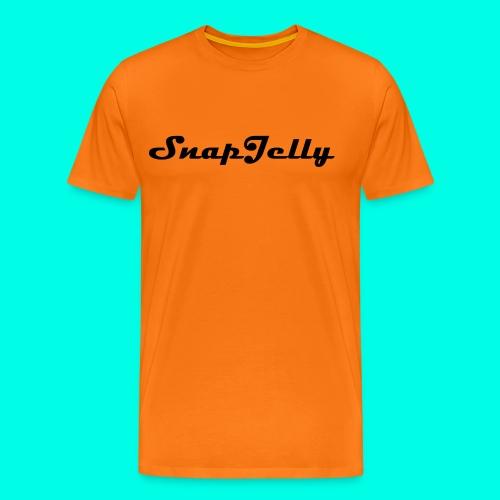 SnapJelly - Men's Premium T-Shirt