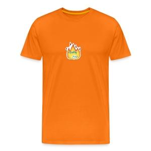 Gabby710 Flame Merch - Men's Premium T-Shirt