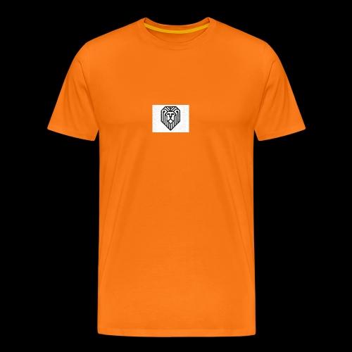 lion logo - T-shirt Premium Homme