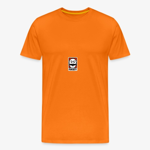 MONSIEUR ROBOT . EXE - T-shirt Premium Homme