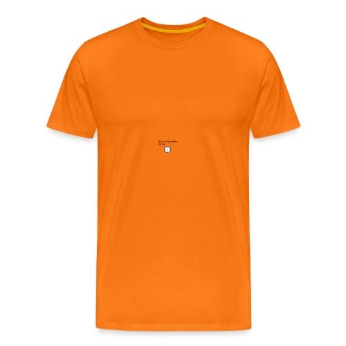 logo texte 1 - T-shirt Premium Homme