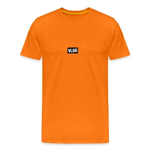 Vlog Merch - Männer Premium T-Shirt