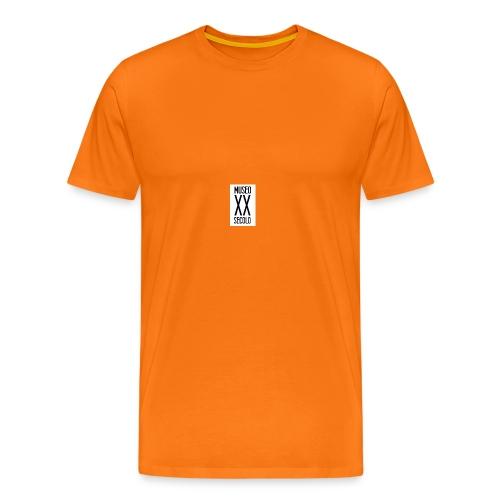 MUSEO_XX_SECOLO_LOGO - Maglietta Premium da uomo