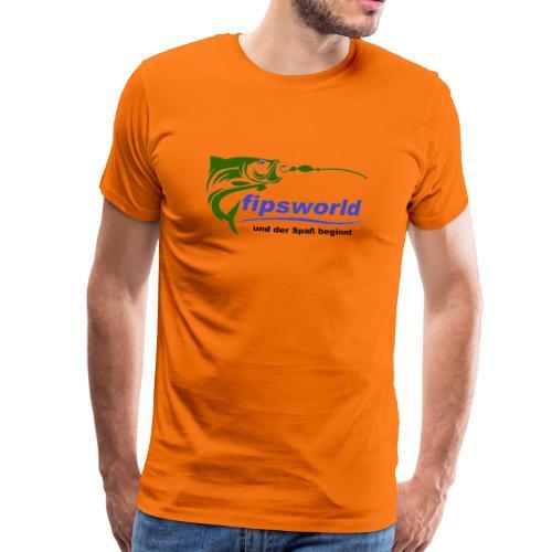 fipsworld - Männer Premium T-Shirt