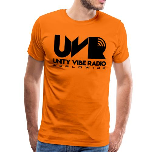 UVR - Feel the Vibe - Men's Premium T-Shirt