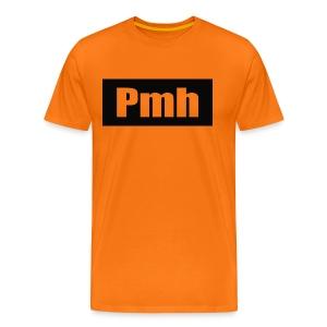 Pmh-Shirt - Premium-T-shirt herr