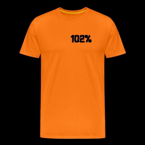 102black - Männer Premium T-Shirt