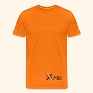 Expedition Altitud - Premium-T-shirt herr