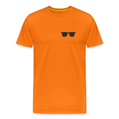 Gafas - Camiseta premium hombre