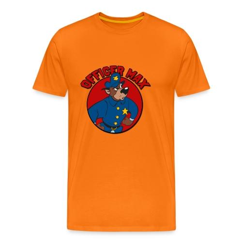 Officer DogMax - Männer Premium T-Shirt