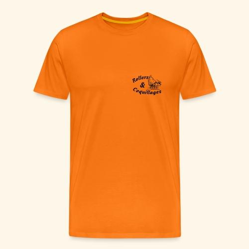 Classic - T-shirt Premium Homme