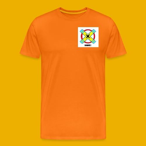HAWKS - T-shirt Premium Homme