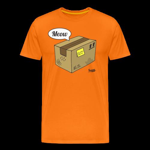 Schrödinger's Katze (Variante 2) - Männer Premium T-Shirt