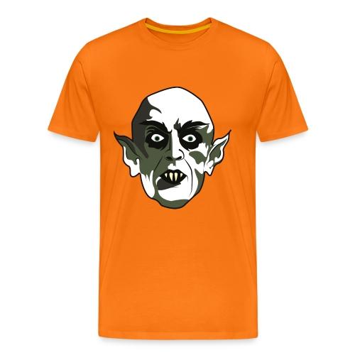 SpaceHoop - Nosferatu - T-shirt Premium Homme
