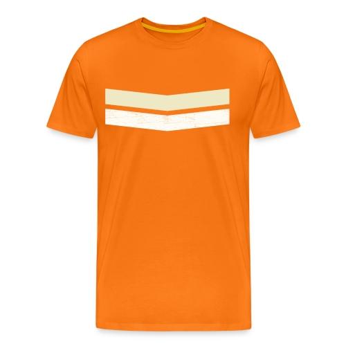 Franjas - Cool - Camiseta premium hombre