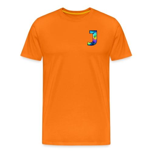 JezahYTmerchandise professional logo - Men's Premium T-Shirt