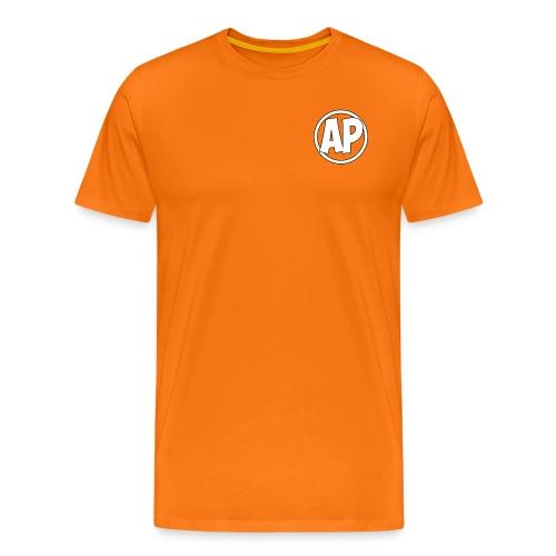 Airplayz logo - Mannen Premium T-shirt