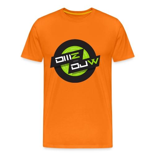 DJ DMZ & DJW Official Merch. - Mannen Premium T-shirt
