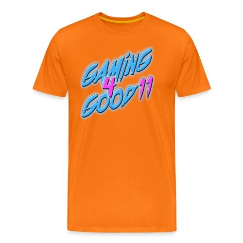 gaming4good blank logo - Men's Premium T-Shirt
