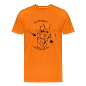 Tree vinci - Men's Premium T-Shirt