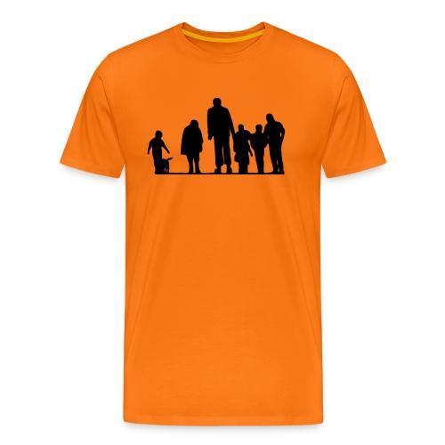 The Monster Squad - Men's Premium T-Shirt