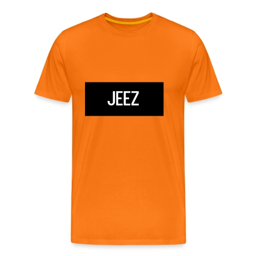 jeezclothing - Men's Premium T-Shirt