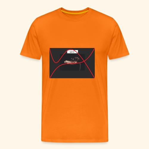 sperat rat shirt - Mannen Premium T-shirt