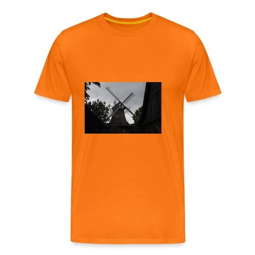 Windmühle - Männer Premium T-Shirt