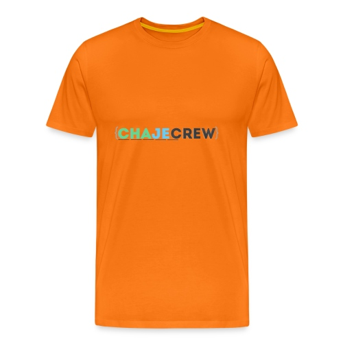 Chajecrew Merchendise - Men's Premium T-Shirt