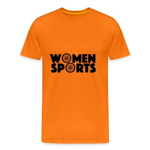 Women Sports | BRANDED - Men's Premium T-Shirt