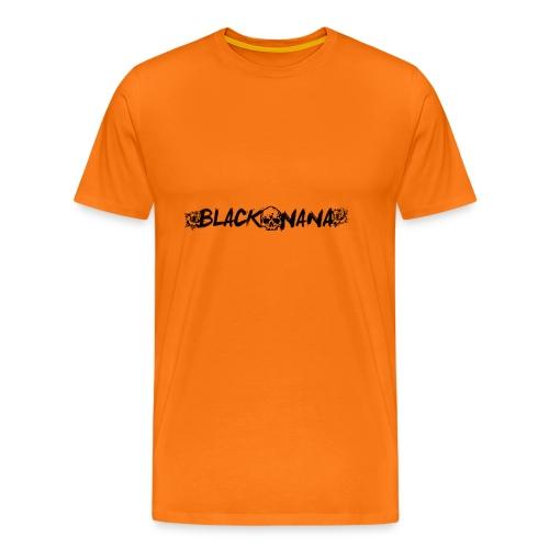 Camiseta BlackNana BN - Camiseta premium hombre