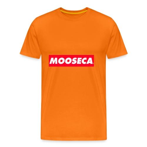 MOOSECA T-SHIRT - Maglietta Premium da uomo