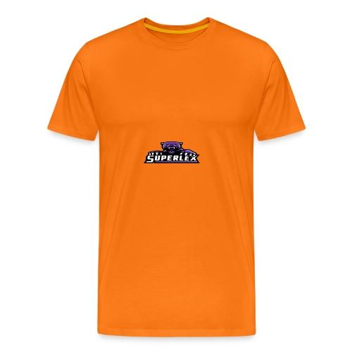 logo long - Männer Premium T-Shirt