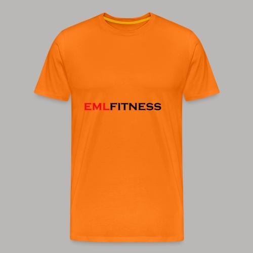 emlfitness - T-shirt Premium Homme